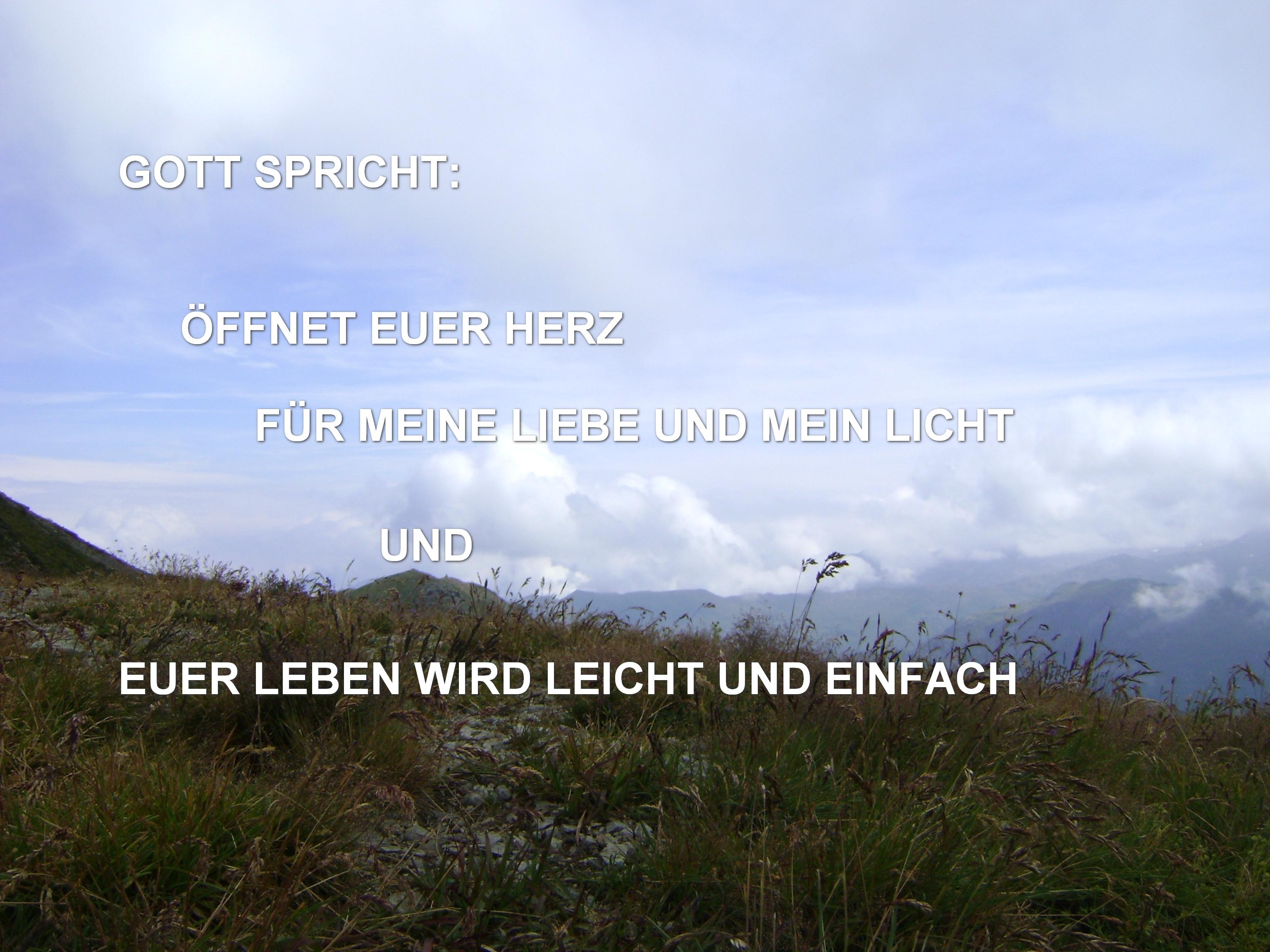 DSC02651 Bild Gott Öffnet euer Herz