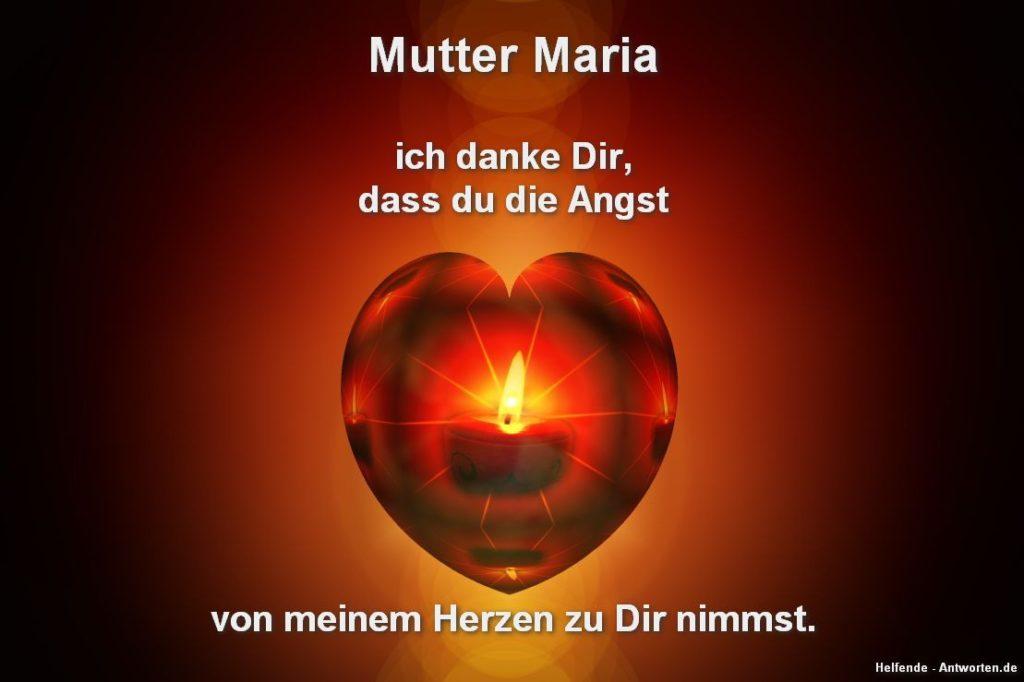 Herz Mutter Maria heart-257157